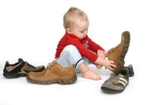 Ортопедические стельки для детей